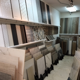 Porcelain tiles at CLAD Tile